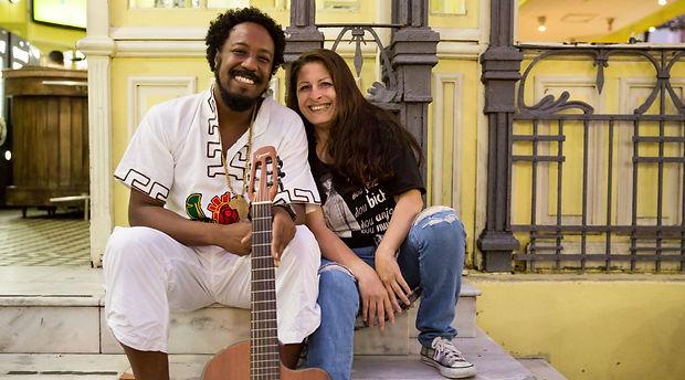 Cassia e Jorge
