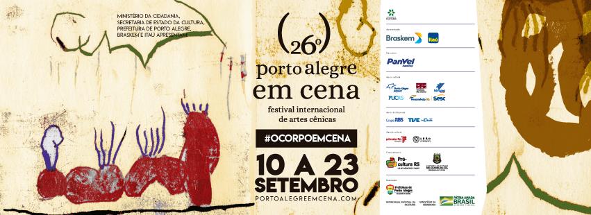 26º Porto Alegre em Cena
