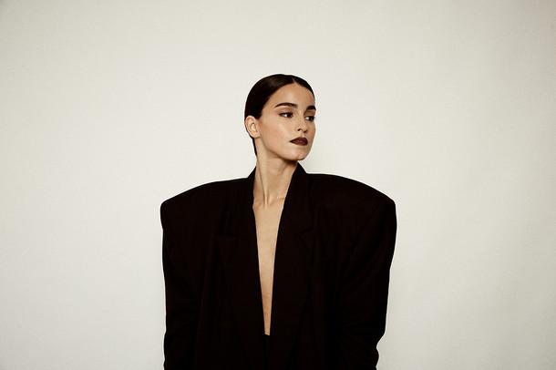 Editorial designer campaign for Maria Carlos Baptista