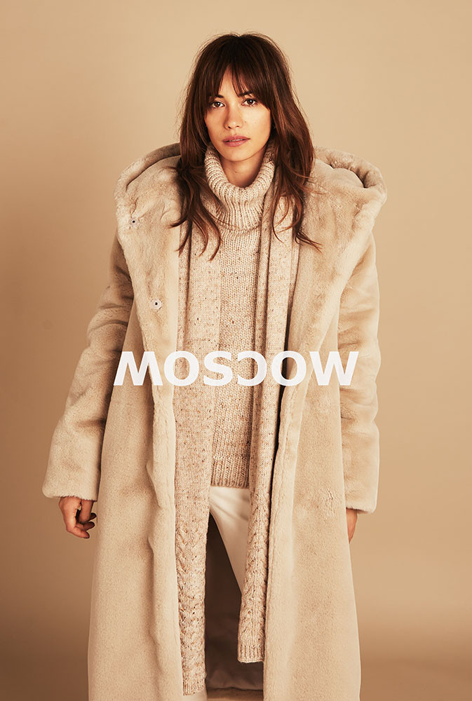 MOSCOW lookbook winter 2020
