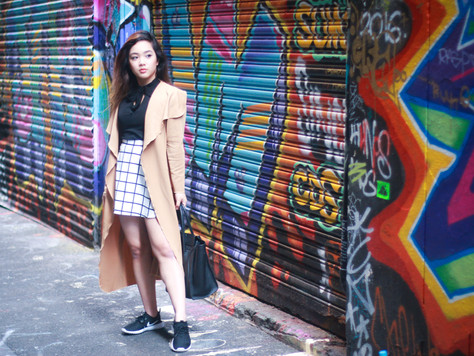 Melbourne Street Fashion