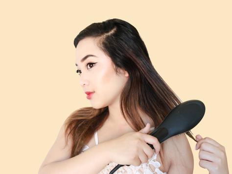 Review: LVL Hair Straightening Brush