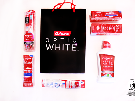 Colgate Optic White Smile Ambassador