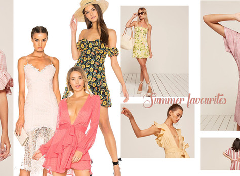 Lyst Summer Dress Favourites