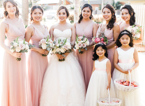 Affordable Bridesmaid Dresses Sizes 8-20