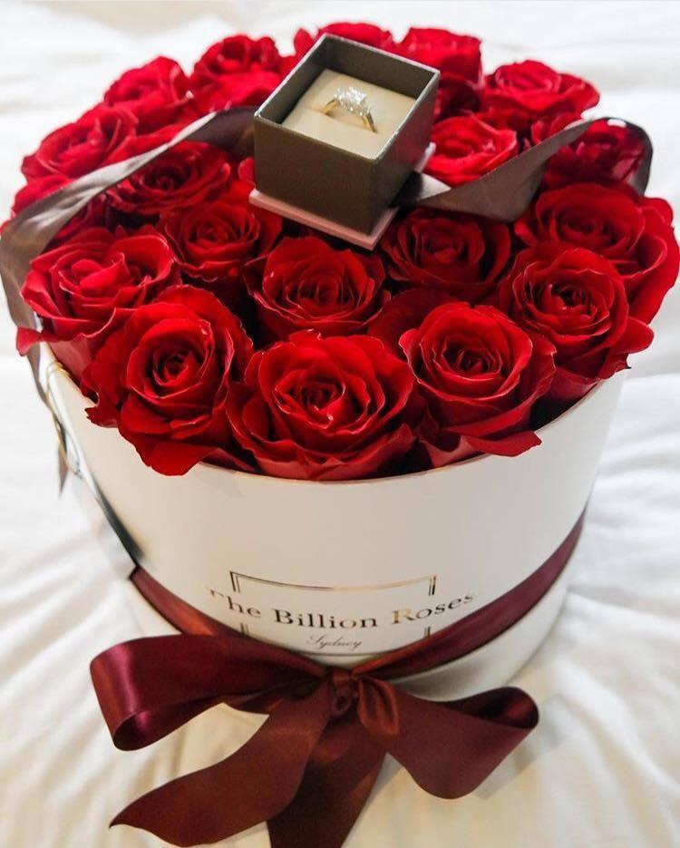 A Billion Roses Sydney