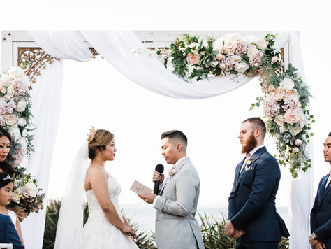 Faux Flowers Company & Ashdown And Bee Wedding Vendor Review