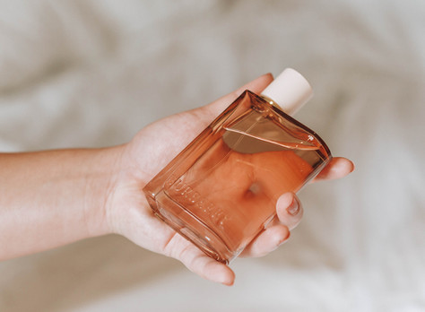 Her Intense - My current Burberry obsession