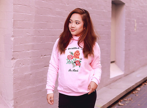 Peachy Keen Sweater Review with Inu-Inu