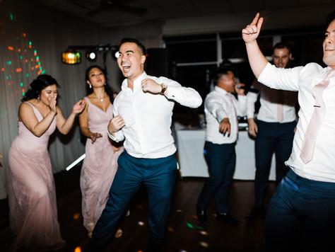 Impressions DJ Sydney Wedding Review