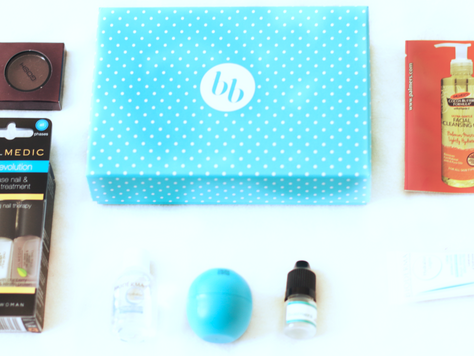 Bellabox July Review: Back to Basics