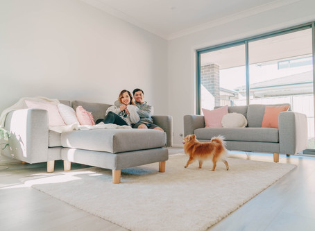 Things I learnt after moving into my first home