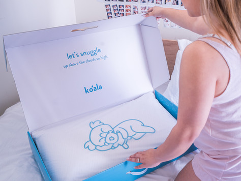 Koala's Flippable Memory Foam Pillow Review