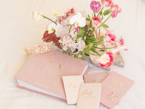 Must have writings for your wedding day