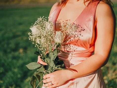 LORETA Review: Fairytale Multiway Bridesmaid Dress under $100