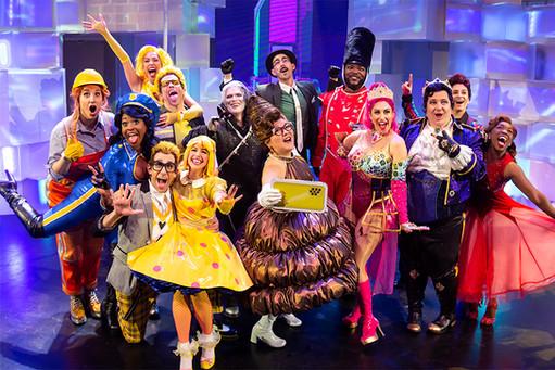 Emojiland - Off-Broadway