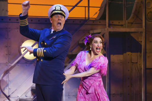 Dames at Sea - Broadway