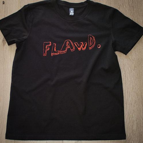 FLAWD. Womens T-Shirt