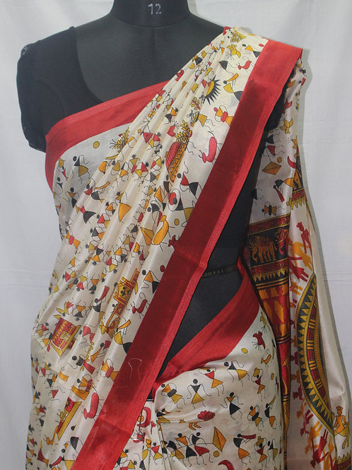 APPLE SILK SAREE