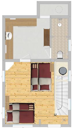 Floor Plan - The Escape