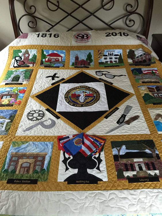 Commemorative Quilt
