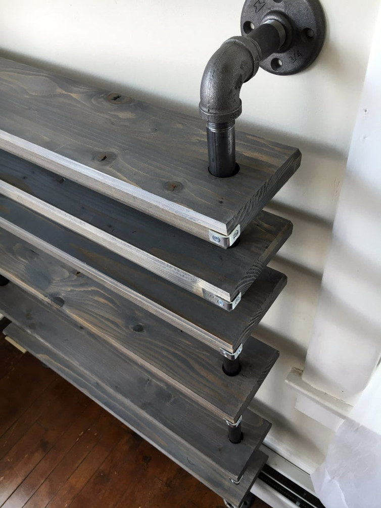STEAMPIPE Shelving Unit
