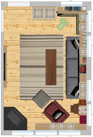 Floor Plan - The Escape