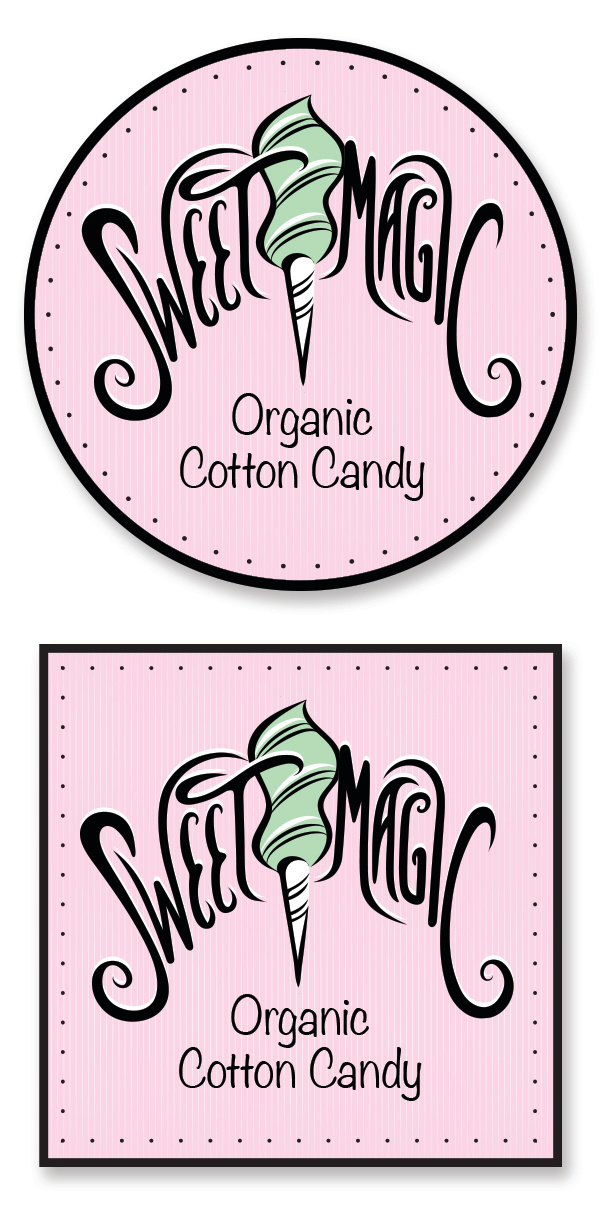 Logo - Sweet Magic