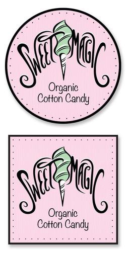 Logo - Sweet Magic