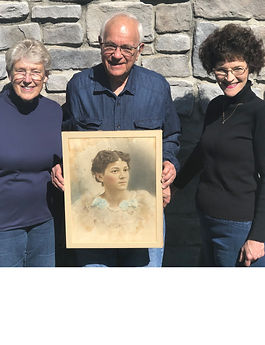 Lee & Bill Steenken with friend, Melanie Hanson