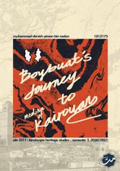 BOYBUAT'S JOURNEY TO KAIROUAN