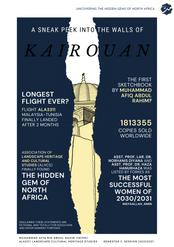 A SNEAK PEAK INTO THE WALLS OF KAIROUAN