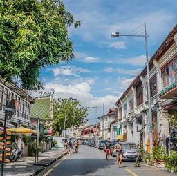 George Town,Penang