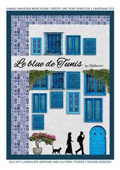 LE BLUE DE TUNIS