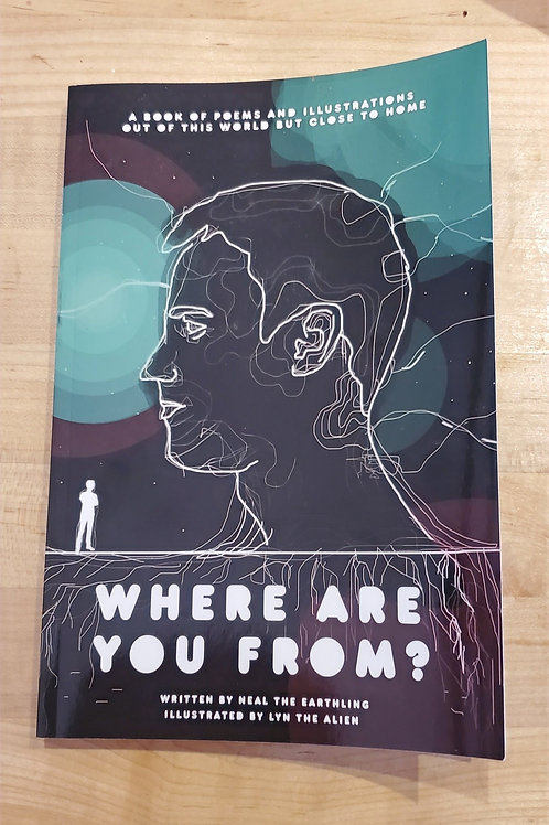 Book - Where Are You From?