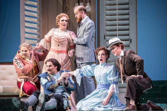 Cosi fan tutte, Indiana University 2016