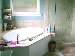 Plumbing Fix & Bathroom Remodel Increases Home Value by $25,000