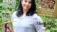 Quebee Den's Rohanthi on the Cover of Lanka Woman Magazine