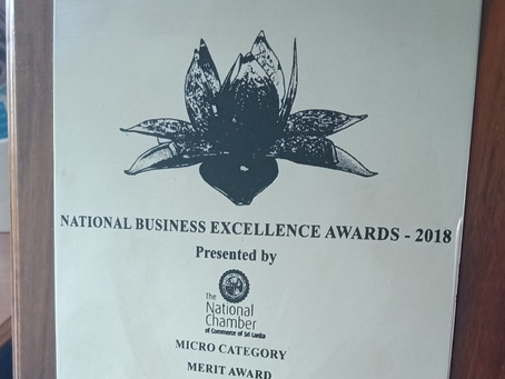 Quebee Den Wins Merits at the National Business Excellence Awards