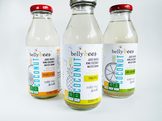 Bellybees launches a range of King Coconut Water