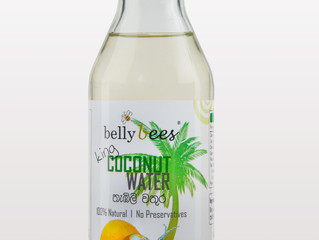 Bellybees Launches 100% Natural King Coconut Water
