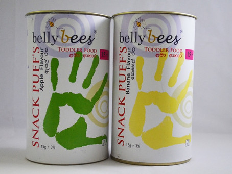 Bellybees -Toddler Snack, the best bet for your children