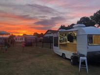 Hamilton Kiwigrass Festival Sunset