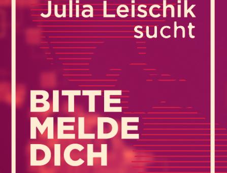 """Bitte meld dich mit Julia Leischik bekommt ein neues """"Gesicht"""""""