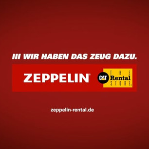 Zepplin rental
