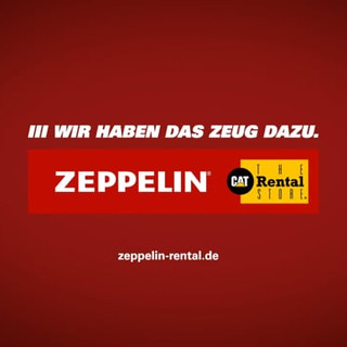 Zepplin rental