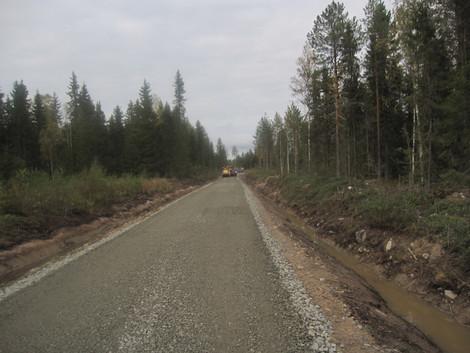 Pohjois-Iin metsätiehankkeen kuulumisia