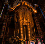 Ganden temple