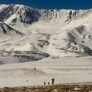 Fantastiche vette degli Altai