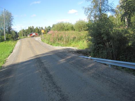 Pohjois-Iiin metsätie on avattu henkilöliikenteelle
